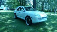 2004 Porsche Cayenne Cayenne S VUS
