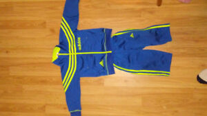 BOYS ADDIDAS TRACK SUIT