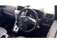 2009 Vauxhall Zafira 1.9 CDTi Exclusiv (120) 5dr Automatic Diesel Estate