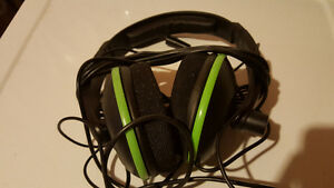 Turtle Beach XL1 Wired Stereo Sound XBOX 360 headset