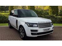 2013 Land Rover Range Rover 4.4 SDV8 Vogue SE 4dr Automatic Diesel 4x4