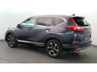 2019 Honda CR-V CR-V 1.5 VTEC Turbo SR CVT 4WD Estate Petrol Automatic
