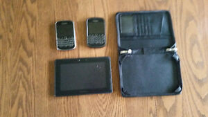 Bold 9900 and Tablet