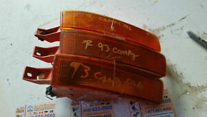 USED SIDE MARKER LIGHT FOR TOYOTA CAMRY 1992-94