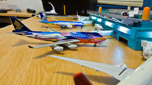 New 1:400 Airplane models