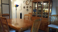 Dining Room Set 600.00 >>>> or give a price