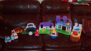 my Little people home/ship/boat/farm/etc London Ontario image 1