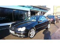 Mercedes-Benz CLK500 5.0 7G-Tronic Sport