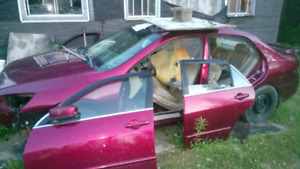 2004 accord v6 part out or scrap