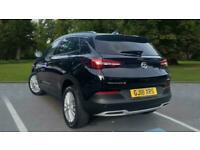2018 Vauxhall Grandland X 1.2 Turbo Sport Nav (s/s) 5dr SUV Petrol Manual