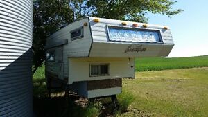 FOR SALE: 10.5' Truck Camper