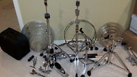 Stands, arms, clamps, heads, sticks, parts…..