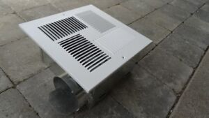 Bathroom Fan - 120 to 150 CFM, Various Models