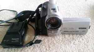 Panasonic Camcorder with Charger