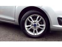 2014 Ford Fiesta 1.5 TDCi Zetec 5dr Manual Diesel Hatchback