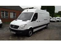2013 Mercedes-Benz Sprinter 2.1TD 313CDI MWB Fridge Van