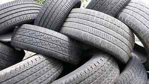 Used tires for export or resale- island tires