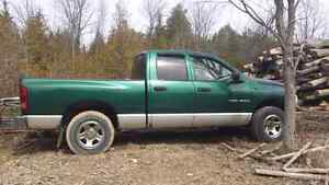 2002-2005 dodge ram - parting out truck