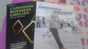 2 Books for Office Administration course