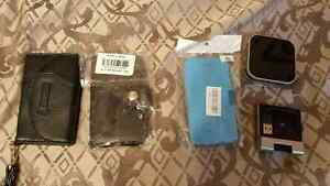 Brand New Iphone 4/4S Cases and used portable chargers $5