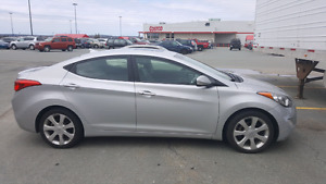Hyundai Elantra limited, 2012, ready to drive...Limited, Loaded.