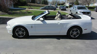 2013 Ford Mustang Cuir Cabriolet
