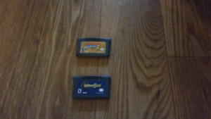 Various GBA Games for Sale