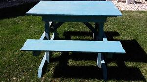 Kids Picnic Table Regina Regina Area image 3