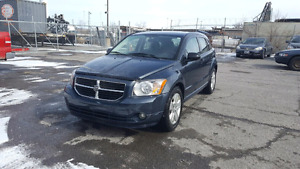 Dodge caliber 2008 safety and e-test