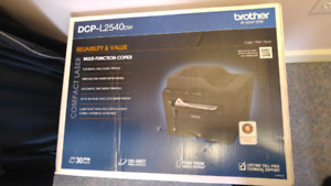 Brother DCP L2540 DW All in one Wireless Laser Printer