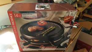 Party Grill Set