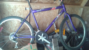 bike needs 1 rear brake cable