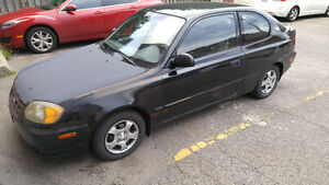 2004 Hyundai Accent Berline