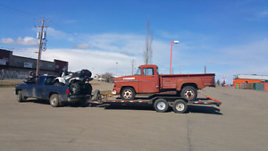1958 Fargo 1 ton SOLD