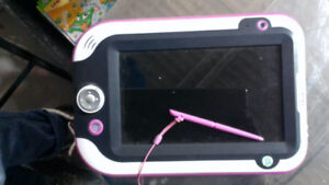 LeapPad Ultra Tablet Bundle W/ Reader Pen Includes 2 Games, 2 Ma