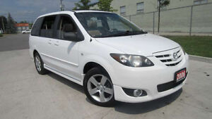 2006 Mazda MPV, Only 145000km, Leather, Sunroof, warranty avail