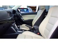 2014 Mazda CX-5 2.2d (175) Sport Nav 5dr AWD Automatic Diesel Estate