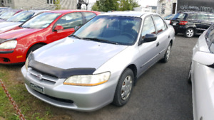 2000 Honda Accord DX