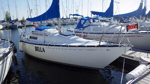 Sailboat Bella C&C25 is for sale! Mint condition, ready to sail! Gatineau Ottawa / Gatineau Area image 1