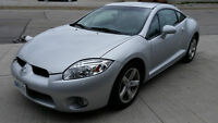 2006 Mitsubishi Eclipse GS 2.4 Coupe - Certified & Emission Test