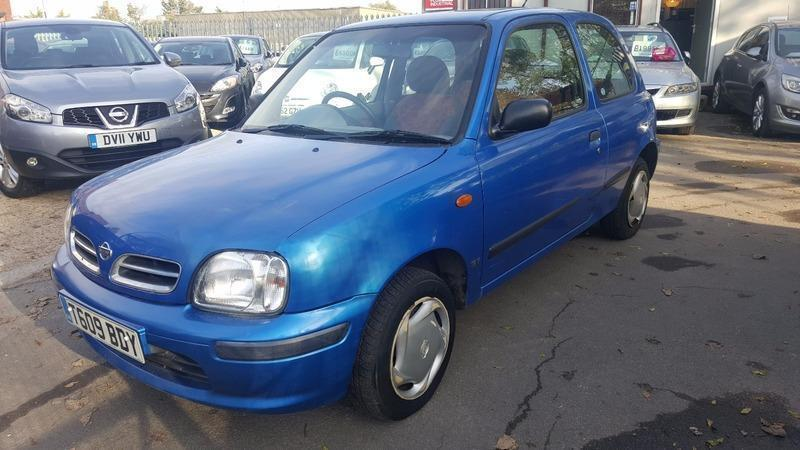 Nissan Micra 1.0 INSPIRATION