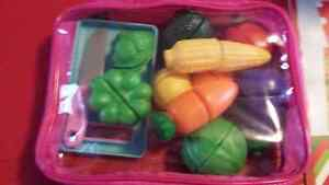Velcro Fruit and Vegetables