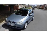 2003 Vauxhall/Opel Corsa 1.2i 16v 2003MY SXi