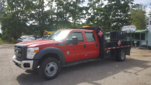 SOLD    2012 Ford f550 crew.6.7 diesel SOLD