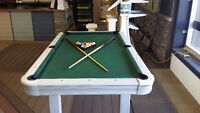 Outdoor & Indoor Pool Tables Final Clearance
