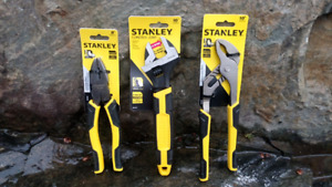 WOW AWESOME DEAL ON STANLEY TOOLS (3 pieces)