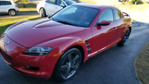 Mazda RX8 GT Low KM. 28000KM.  Mint