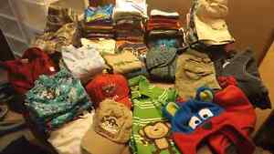 Huge Lot of Boys Clothes  Size 2