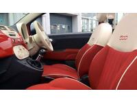 2011 Fiat 500 1.2 Pop 2dr Manual Petrol Convertible