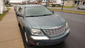 2006 Pacifica Chrysler